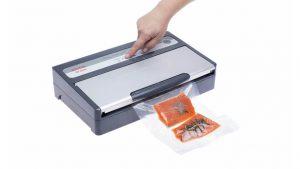 SV2000 manual vacuuming salmon