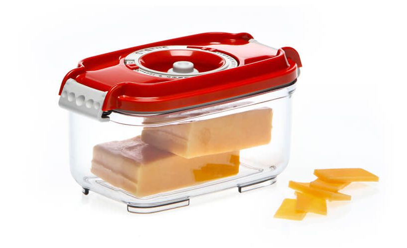 Food vacuume container