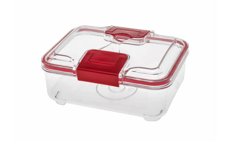 plastic food container BPA free