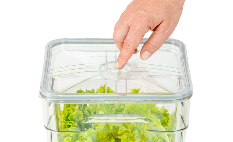 airtight commercial container for food