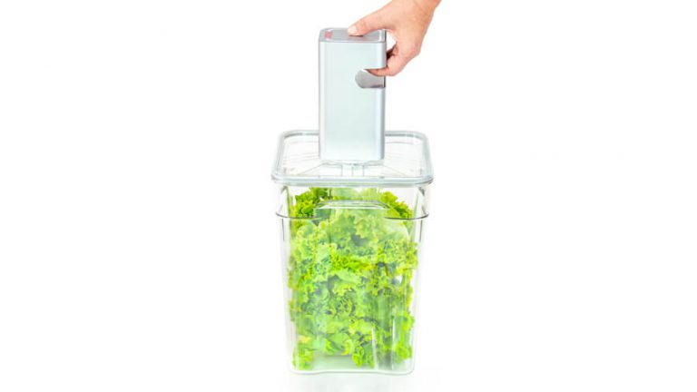 vacuum sealing 10-litre vacuum food container