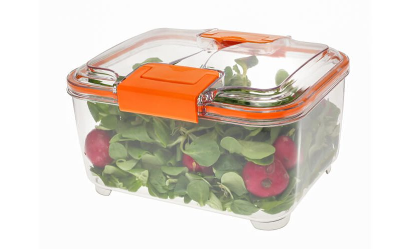 Airtight container for food