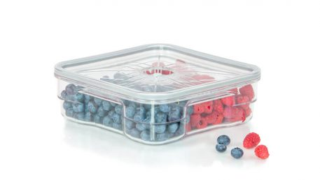 professional vacuum container for food storage