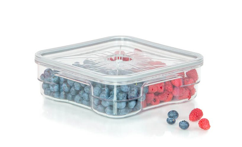 professional vacuum container for food storage