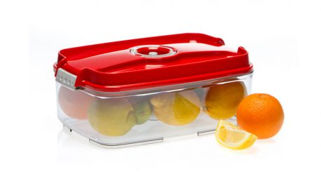 food storage vacuum container for fruit