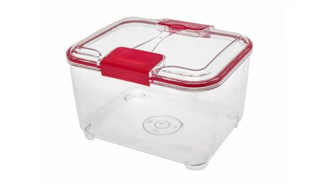 food container for fruit and vegetables