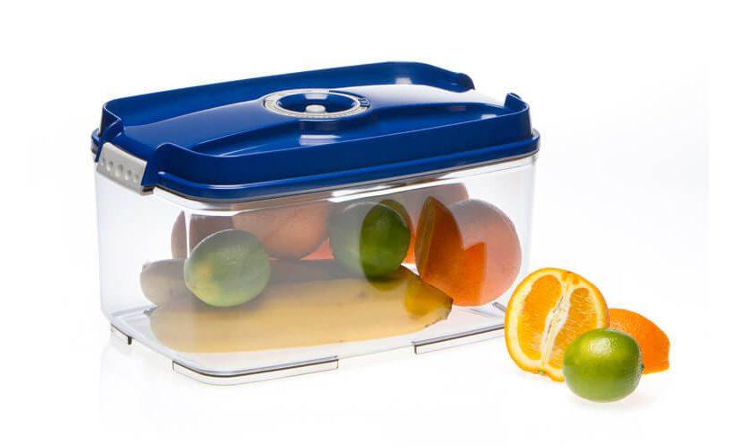 rectangular vacuum container 4.5 litres