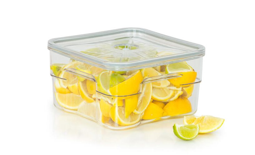 vacuum food container for restaurants