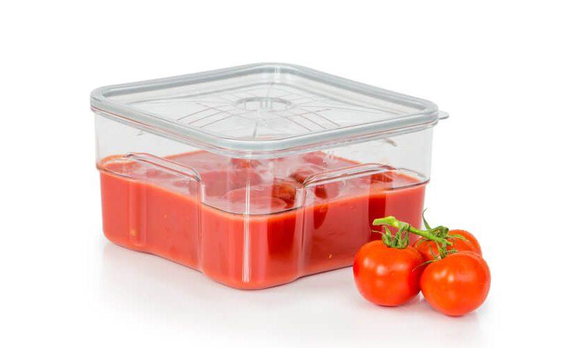 tomato sauce for pizzeria
