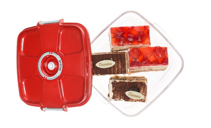 food container for desserts