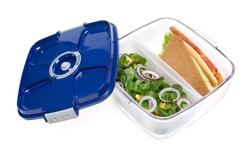 vacuum packed lunchbox