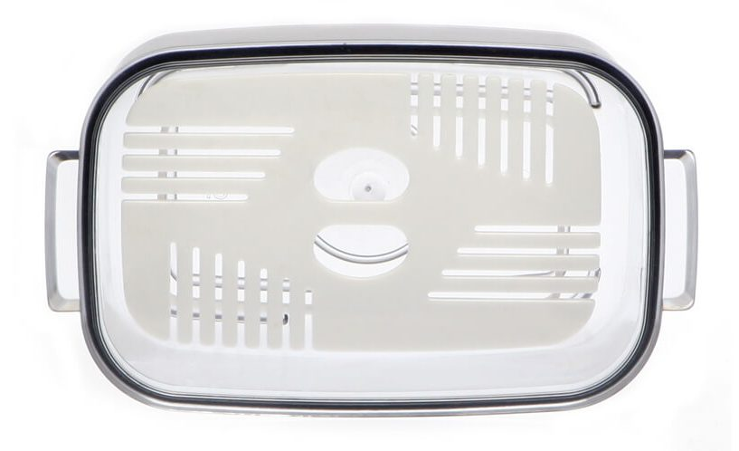 drip tray for inside of the food container