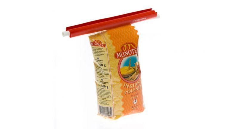 reseal polenta packaging