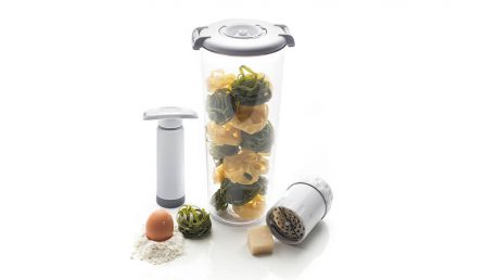 how to store pasta?