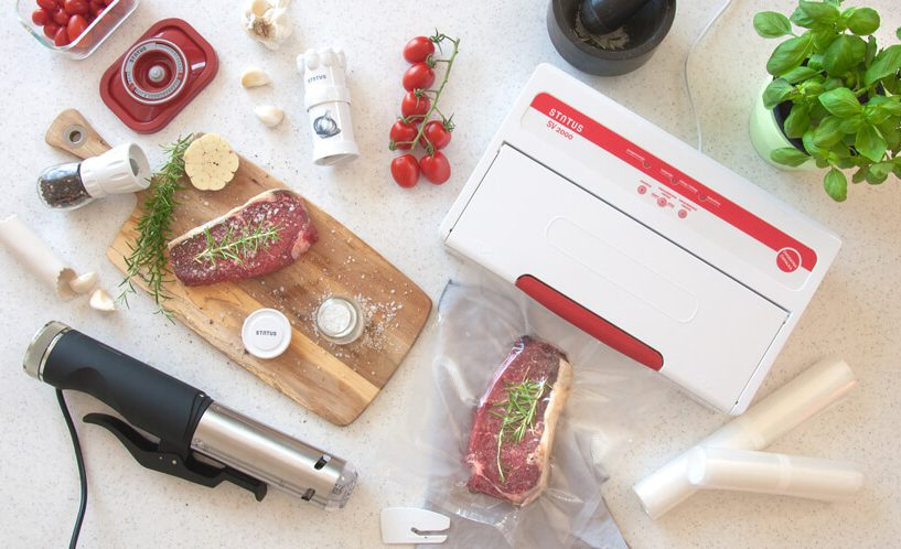 sous vide cooking at home