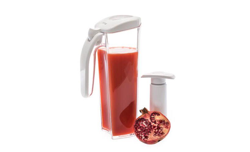 vacuum jug needs a pump