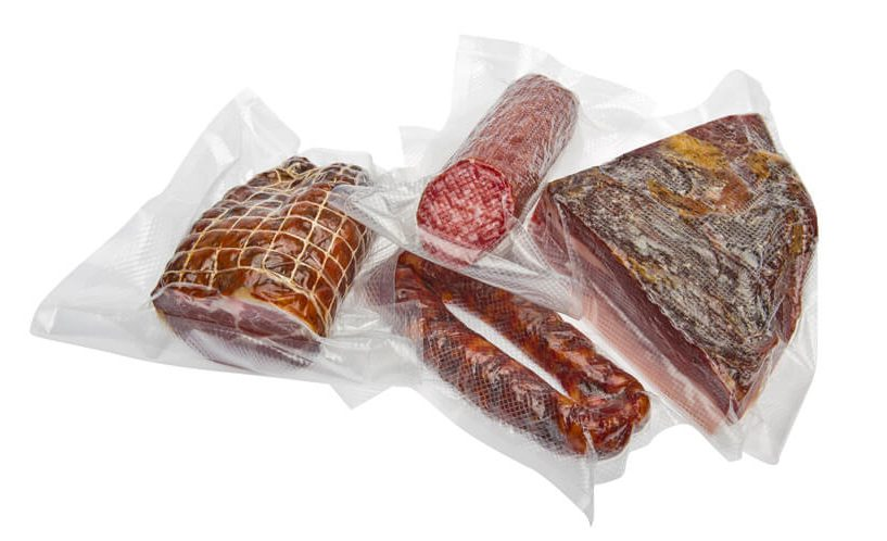 vacuum packed dried meat delicacies