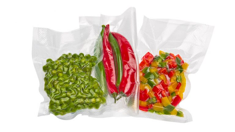 vacuum packed peppers and chilli peppers