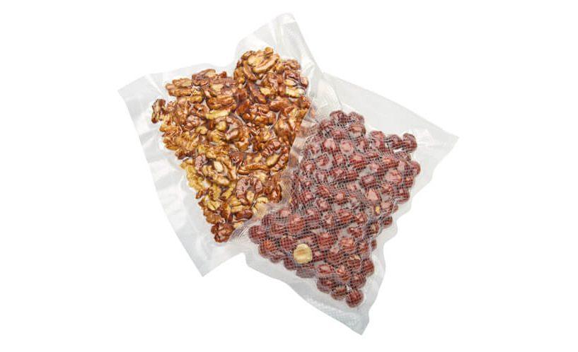 Status food vacuum bags for vacuum sealers