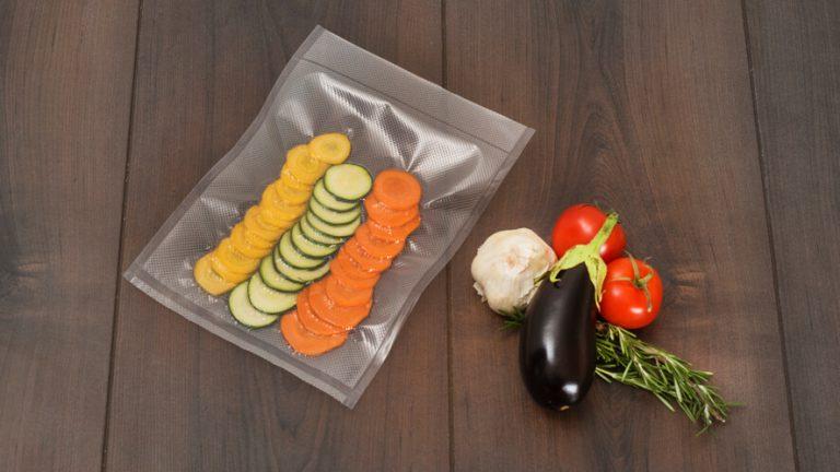 vacume packed vegetables