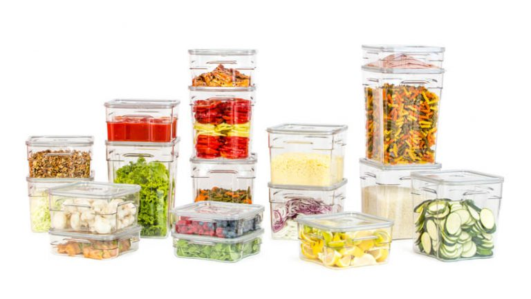 restaurant grade food vacuume containers