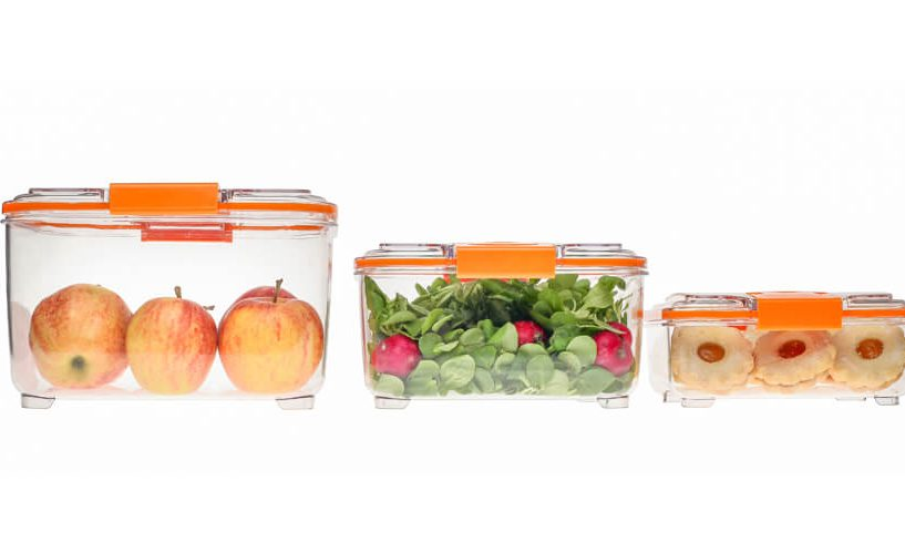 Airtight containers for food