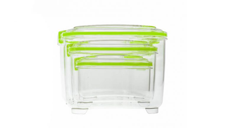 nestable food storage containers