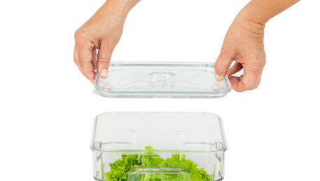lid for gastro vacuum container