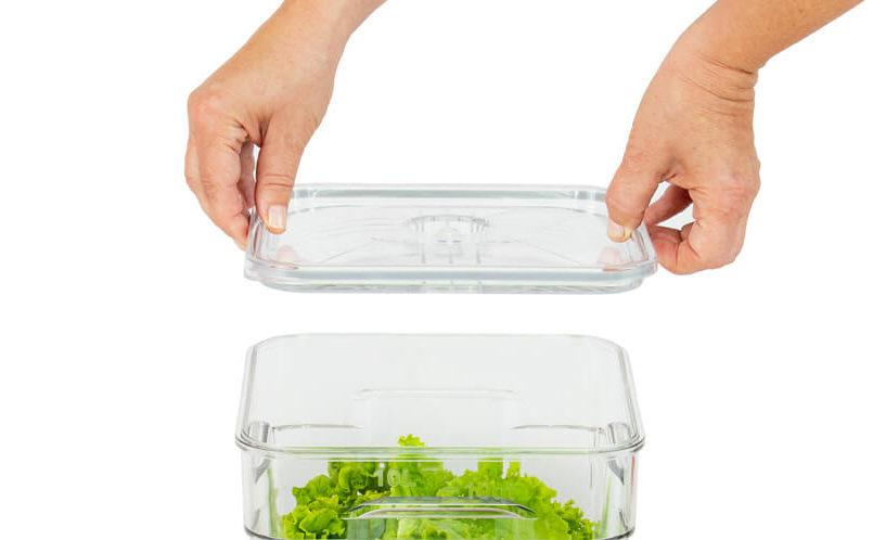 lid for gastro vacuum container